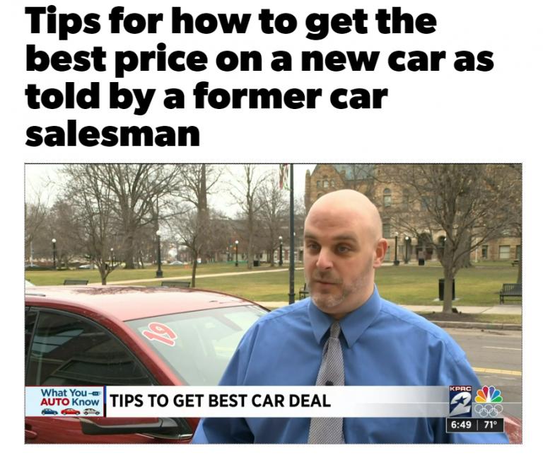 Car Negotiator