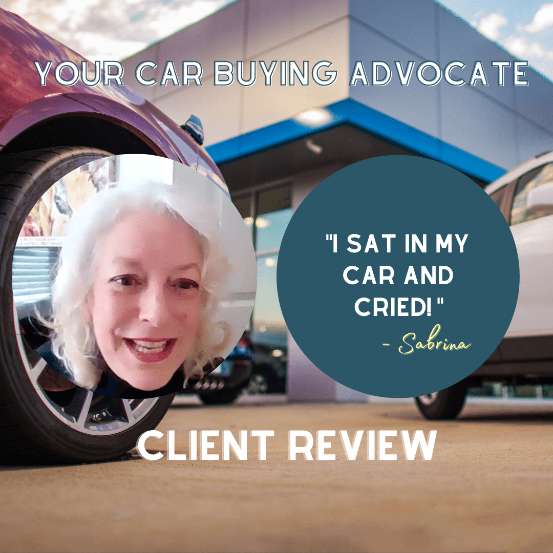 your car buying advocate client video review